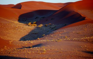 Namibia Red Dunes