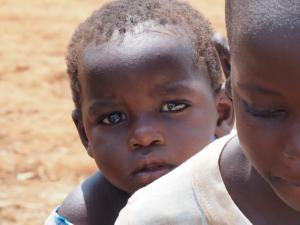 Preschool for girls in Africa