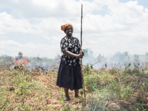 Women and agriculture in Uganda Africa