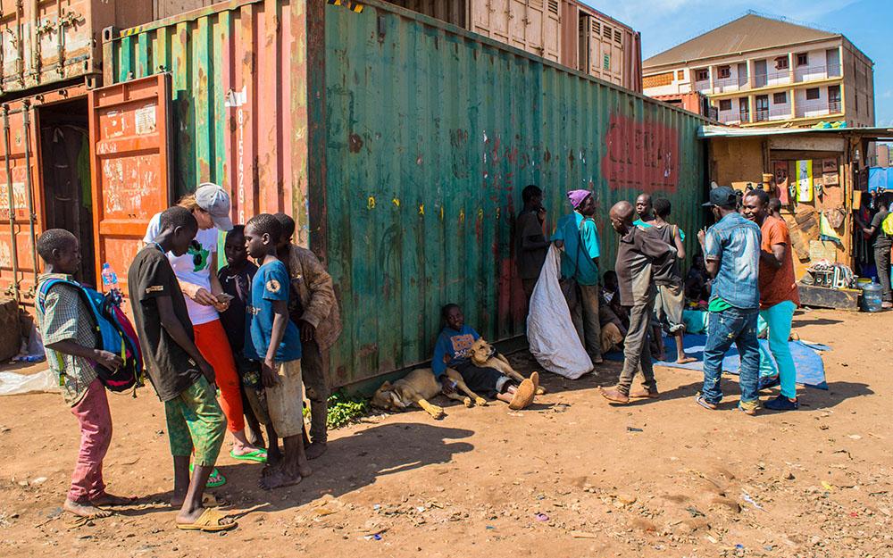 Kisenyi Outreach