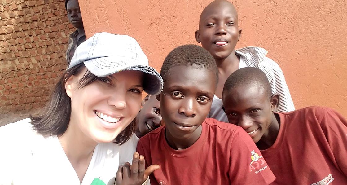 street kids of Kisenyi, Uganda