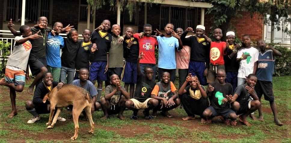 Shule Foundation, Jackie Wolfson, street kids, Uganda, Kisenyi, education, family