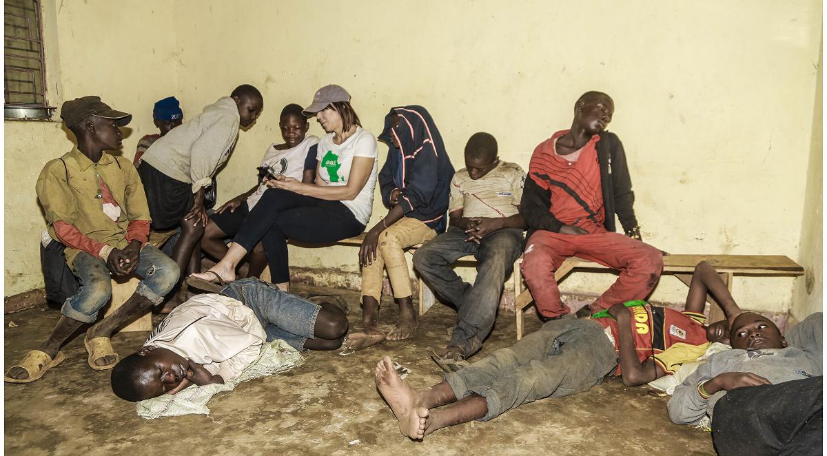 Shule Foundation, Jackie Wolfson, street kids, Uganda, Kisenyi, education, drop in center, rehabilitation