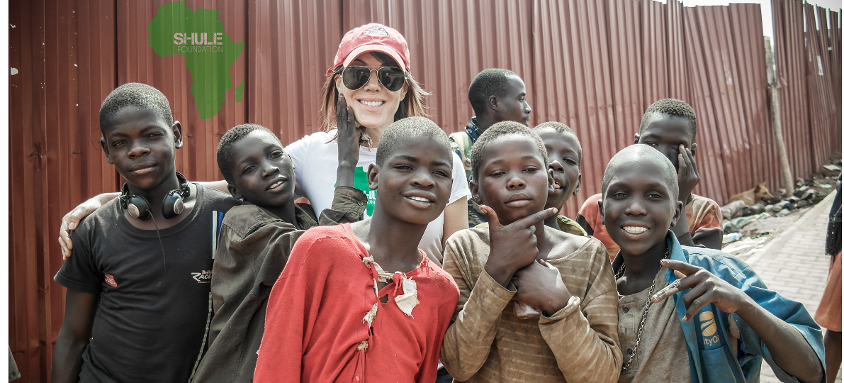 Shule Foundation, Jackie Wolfson, street kids, Uganda, Kisenyi, education